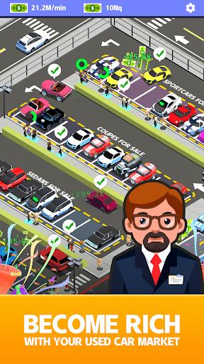 Used Car Dealer Tycoon apktreat screenshots 2