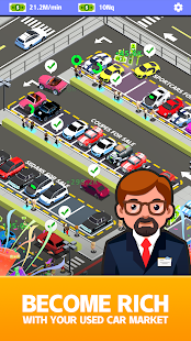 Used Car Dealer Tycoon Screenshot