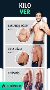 Kilo Verme Egzersizleri – 30 Günde Kilo Ver Erkek Apk 2021 1