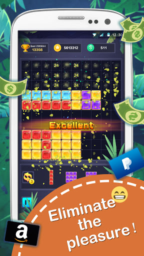 Block Puzzle Jewel apkpoly screenshots 1