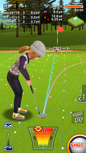 Golf Days:Excite Resort Tour screenshots 6