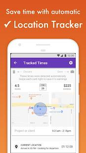 Hours Tracker:作業ログ、作業日のタイムシートを保持します