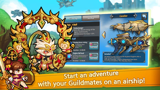 Raid the Dungeon : Idle RPG Heroes AFK or Tap Tap 1.10.2 screenshots 14