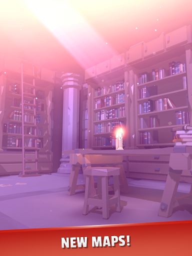 Dashero: Archer & Sword Master (Offline Arcade 3D)  screenshots 9