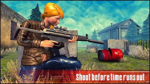 Agent vs Gangsters : Firing Assault Battle  screenshots 14