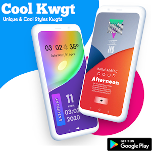 Cool Kwgt Apk 19.0 (Paid) for Android 8