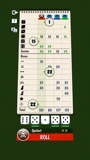 Yatzy Offline and Online - free dice game android2mod screenshots 5