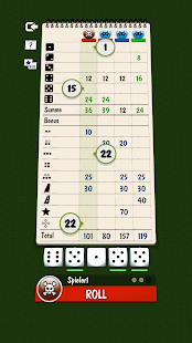 Yatzy Offline and Online - free dice game 3.3.19 Screenshots 7