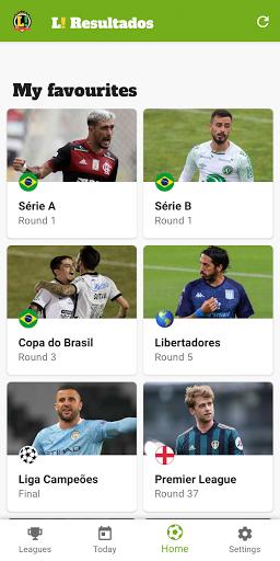 Lance Resultados - Serie A 2021 apktram screenshots 1