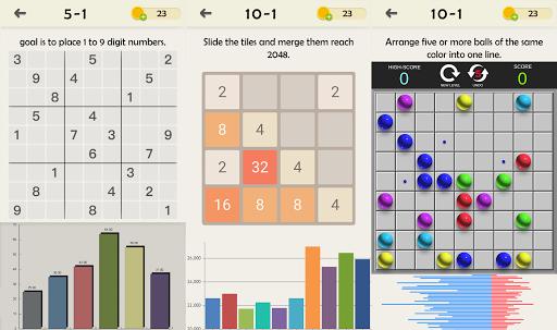 Brain IQ Logic: Puzzle Challenge - 20 classic game 15 screenshots 3