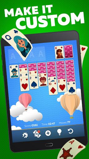 Solitaire Play u2013 Classic Klondike Patience Game 2.1.4 screenshots 9