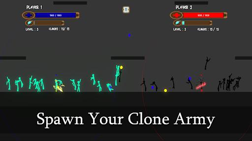 Ragdoll Clone Warfare: Stickman Ragdoll Fight modavailable screenshots 2