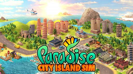 City Island: Paradise Simulation Bay  updownapk 1