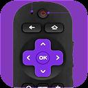 Remote for Roku Smart TV : Roku Remote Control