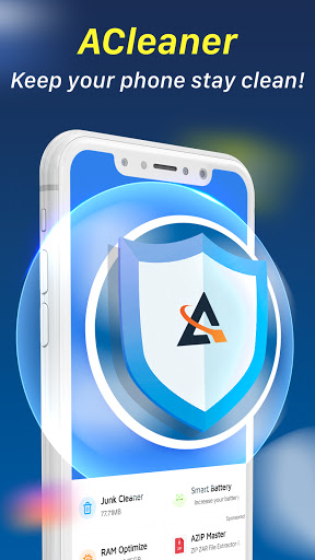 ACleaner: Phone Cleaner And Booster, Battery Saver 2.1.0 screenshots 1