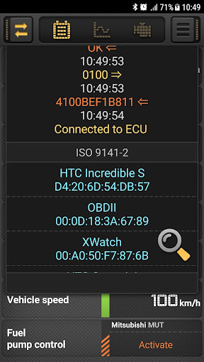 CarBit ELM327 OBD2 3.4.3 Screenshots 5