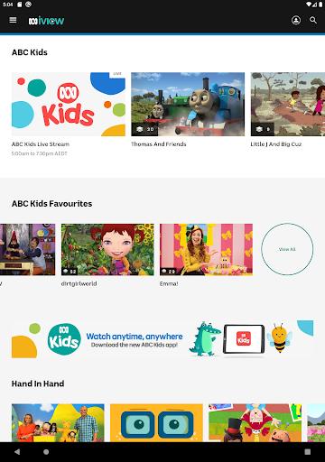 ABC iview  screenshots 9