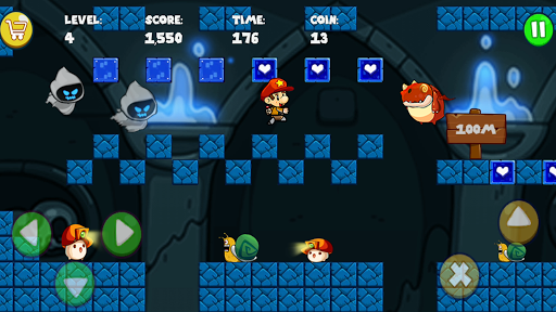 Super Bob's World : Free Run Game  screenshots 23