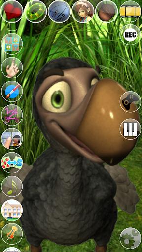 Talking Didi the Dodo apktram screenshots 8