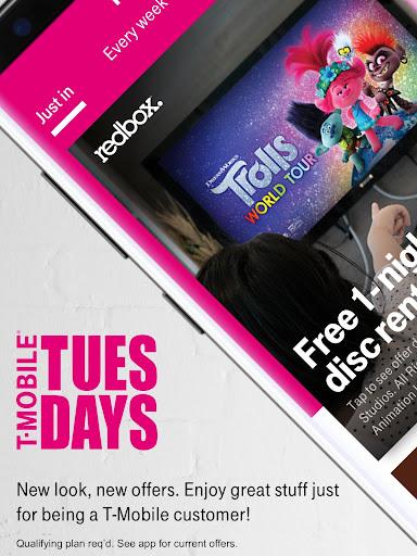 T-Mobile Tuesdays 6.2.1 screenshots 1