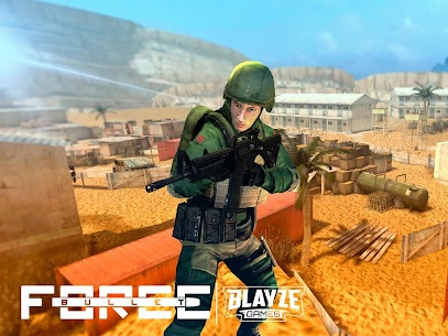 Bullet Force Mod Android 1