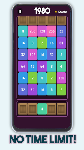 2048 Number Shoot and Merge 1.0.3 de.gamequotes.net 3