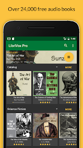 LibriVox Audio Books Supporter v10.1.0 [Paid] 1