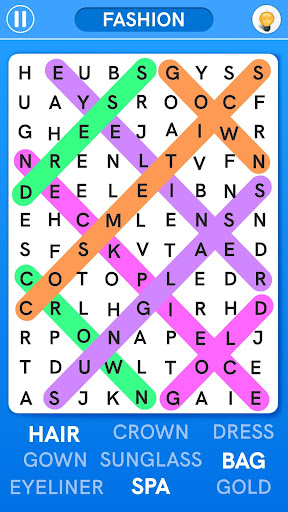 Word Search 🎯🔥🕹️ 1.3.0 screenshots 2