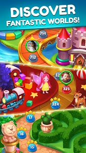 Toy Tap Fever - Cube Blast Puzzle Screenshot
