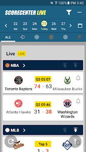 ScoreCenter Live : All sports 6.3.10