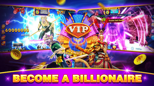 Gold Storm Casino - Asian Fishing Arcade Carnival  screenshots 9