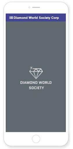 Diamond World Society Corp screenshot 1