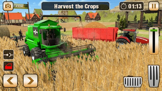 Real Tractor Driving Games For Your Pc | How To Download (Windows 7/8/10 & Mac) 2