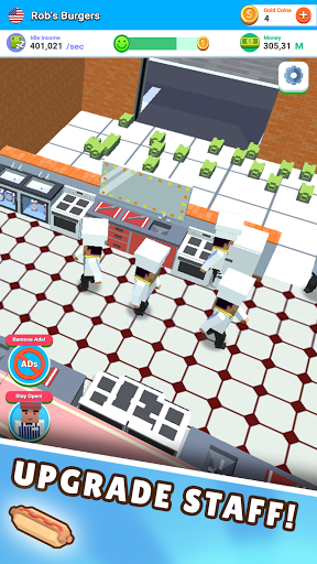 Idle Diner! Tap Tycoon 52.1.156 screenshots 3