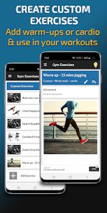 Gym Exercises & Workouts 3.39 Screenshots 7