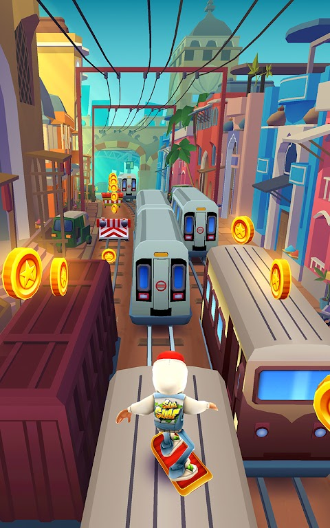 Subway Surfers poster 10