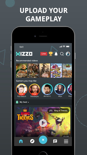 WIZZO Play Games & Win Prizes! apktram screenshots 1