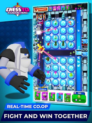 Chess TD - Random Hero apkdebit screenshots 11