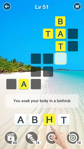 Words of Wilds: Addictive Crossword Puzzle Offline 1.7.5 screenshots 2