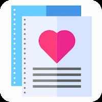Agendas y cuadernos Icon