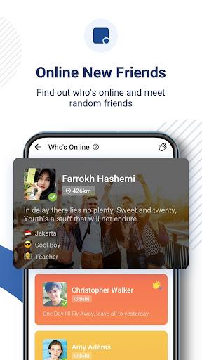 imo beta free calls and text apktram screenshots 7