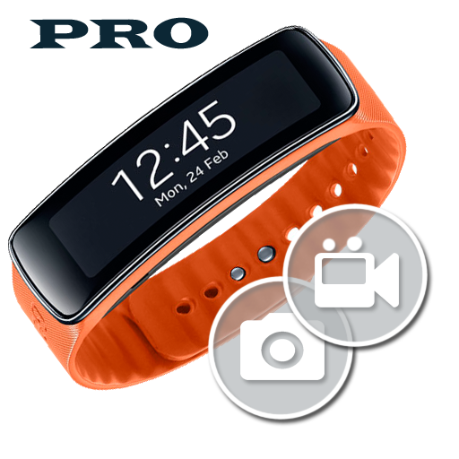 Gear Fit Camera Remote Pro For PC Windows (7, 8, 10 and 10x) & Mac Computer