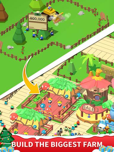 Idle Leisure Farm - Cash Clicker apktram screenshots 6