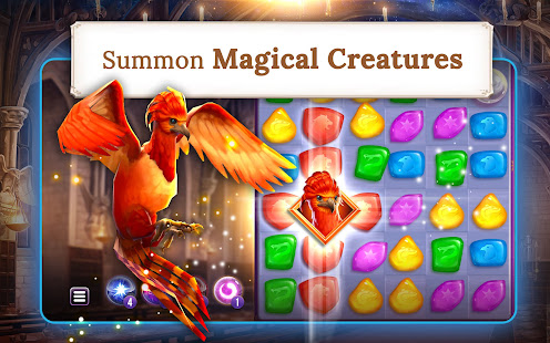 Harry Potter: Puzzles & Spells - Match 3 Games 35.2.729 Screenshots 14