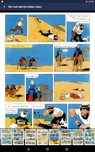 The Adventures of Tintin Screenshot