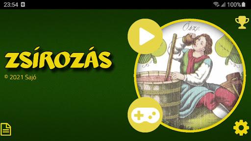 Zsirozas - Fat card game 6.0 screenshots 4