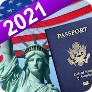 US Citizenship Test 2021 Audio  Icon