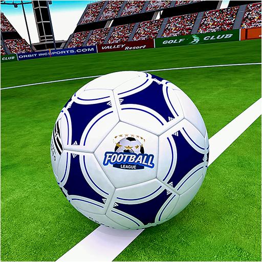 Baixar World Champions Football League 2020 - Soccer Sim para Android