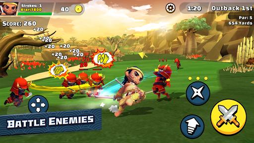 Ninja Golf u2122 1.6.7 screenshots 5