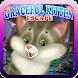 Graceful Kitten Escape Game - A2Z Escape Game